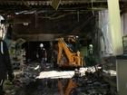 Explosão de gás causou incêndio que matou 9 em farmácia na BA, diz polícia