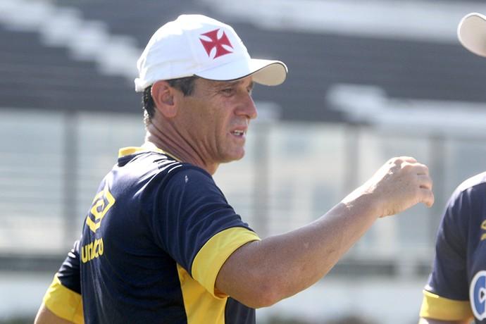 Jorginho treino Vasco São Januário (Foto: Paulo Fernandes/Vasco.com.br)
