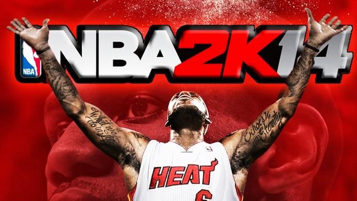 NBA 2K14 (Foto: Divulgação)