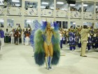 Carnaval 2017: Musas e rainhas de bateria 'lacram' no segundo dia de desfiles do Grupo Especial, na Sapucaí