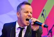 'Estava sem voz!', diz vocalista da Big Time Orchestra sobre SuperStar (Foto: Reprodução/RPC)
