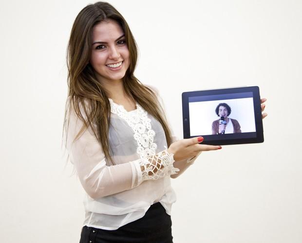 Marcela Bueno (Foto: Tv Globo)