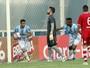 """Após vitória, Toninho revela desgaste físico no Macaé e diz: """"Na superação"""""""