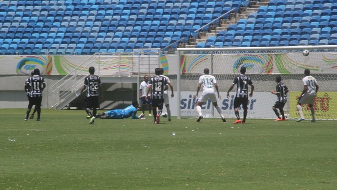 Alecrim 1 x 0 ABC - Campeonato Potiguar -  Arena das Dunas (Foto: Fabiano de Oliveira)