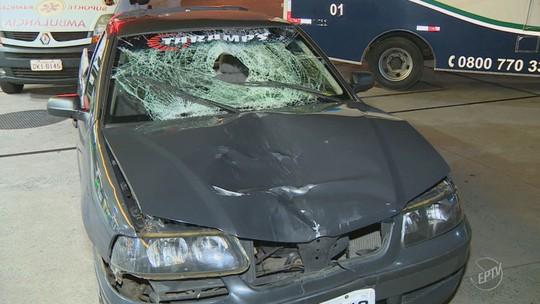 Homem é atropelado e morre na Rodovia SP-101 em Hortolândia