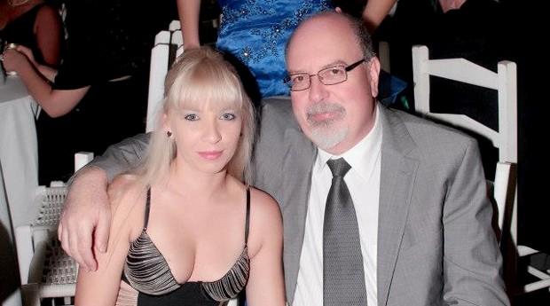 Tatiane e o marido Jorge Timi acusam Starbucks de racismo (Foto: Reprodução)