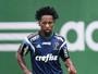 Com titulares poupados, Palmeiras treina com reforço de Zé Roberto