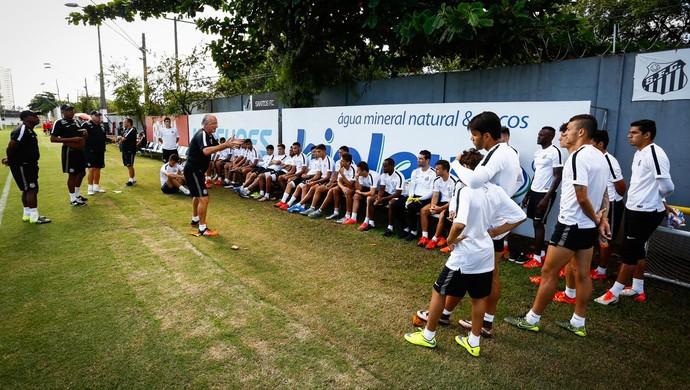 Santos  (Foto: Ricardo Saibun / Divulgação Santos FC)
