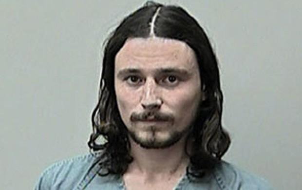 Beezow Doo-Doo Zopittybop-bop-bop, preso por posse de drogas, possui nome parecido com solo de bateria (Foto: Reuters/Dane County Sheriff's Office)