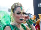 'Estou arrasada, mas caio junto', diz Ju Isen, rebaixada no Carnaval de SP
