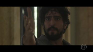Renato encontra Alice e Vitor