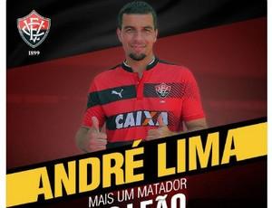 André Lima Vitória (Foto: Reprodução)