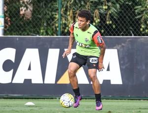 Marcos Rocha está perto de voltar a atuar pelo Galo (Foto: Bruno Cantini/Atlético-MG)