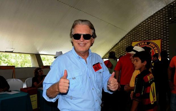luciano bivar sport (Foto: Aldo Carneiro / Pernambuco Press)