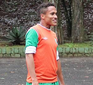 Diego Felipe Soares Chapecoense (Foto: Aguante Comunicação/Chapecoense)