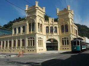 Câmara dos Vereadores de Santos (Foto: Candido Gonzalez/Prefeitura de Santos)