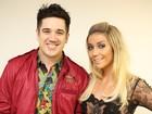 Luiza Possi e Flausino se provocam de olho na vitória no The Voice Brasil