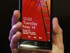 Nokia revela novo modelo mais leve, de metal, do smartphone Lumia