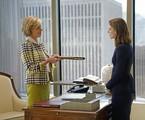 Christine Baranski e Rose Leslie em cena de 'The good fight' | Patrick Harbron/CBS