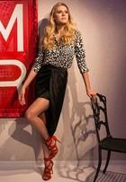 Celina Locks, namorada de Ronaldo, faz ensaio de moda para o EGO