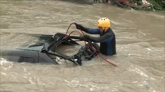 Sobe para 44,8 mil o número de desabrigados e desalojados por causa de enchentes em PE