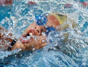 Sarah Marques natação Olimpíadas Escolares (Foto: Satiro Sodre/AGIF/COB)