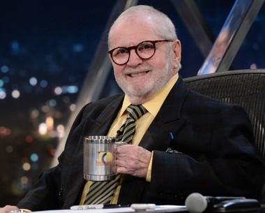 Jô Soares volta a gravar o programa no dia 08 de setembro (Globo/Zé Paulo Cardeal)