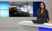 Ilha do Frade, em Vitória, tem novo vazamento de esgoto (Divulgação/ TV Gazeta)