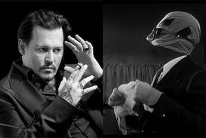 Depp estará em reboot do clássico 'O Homem Invisível'