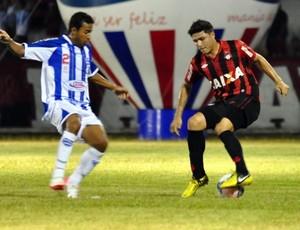 Atlético-PR e Nacional-PR empatam (Foto: Divulgação/Site oficial do Atlético-PR)