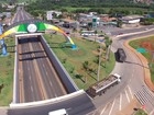 Viaduto e trecho de duplicação da GO-080 são inaugurados em Goiânia