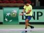 Após derrota na Davis, Bellucci estreia no ATP de Shenzhen nesta terça