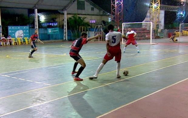 Equipes marcaram 11 gols em 3º dia de jogos (Foto: Bom Dia Amazônia)