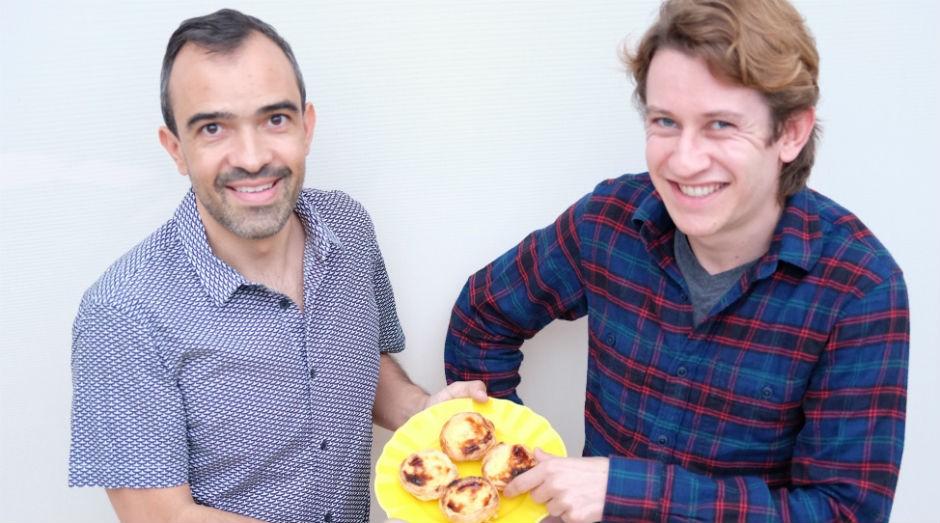 João Baroni e Pedro Nogueira, fundadores da B.LEM Portuguese Bakery (Foto: Divulgação)