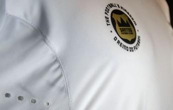 Santos acerta patrocínio para as mangas do uniforme até o fim de 2016