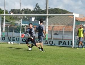 Camboriú treina de olho no Catarinense (Foto: Divulgação, Camboriú)