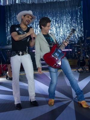 Edson e Hudson (Foto: Marcos Hermes/Divulgação)