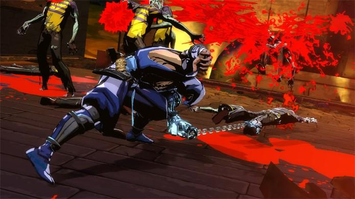 Zumbis acabam provando-se boas armas quando bem usados (Foto: destructoid.com)