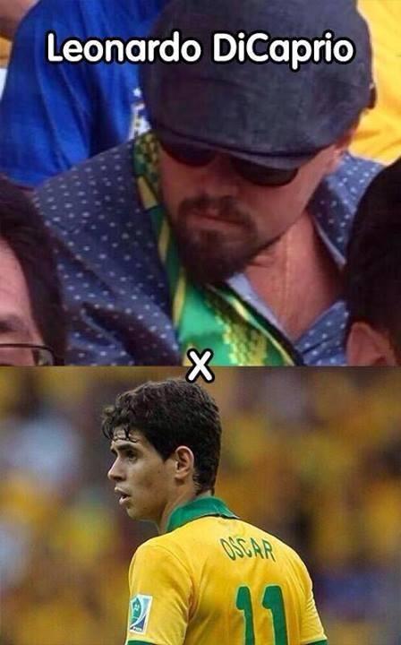 Leonardo DiCaprio Copa do Mundo (Foto: Reprodução)