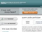 Sisu oferta mais de 2 mil vagas no Ceará; 40 são para medicina (Reprodução)