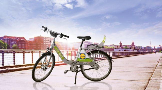 Lidl bikes (Foto: Divulgação)