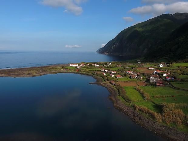 Açores tem grande diversidade geológica (Grep) (Foto: Globo Repórter)