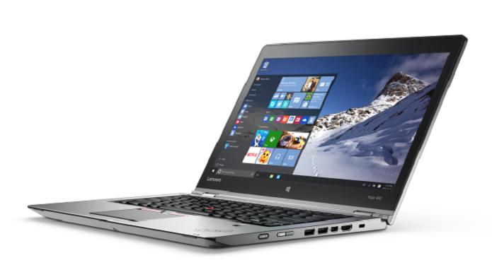 ThinkPad Yoga 460 foi anunciado hoje pela Lenovo (Foto: Divulgação/Lenovo)