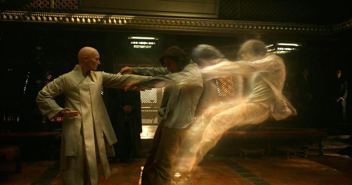 Cena do filme 'Doutor Estranho' (Foto: Reprodução/ Marvel)