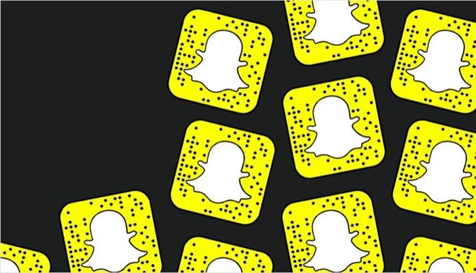 Veja como baixar e personalizar o seu Snapcode (Foto: Reprodução/Helito Bijora)  (Foto: Veja como baixar e personalizar o seu Snapcode (Foto: Reprodução/Helito Bijora) )