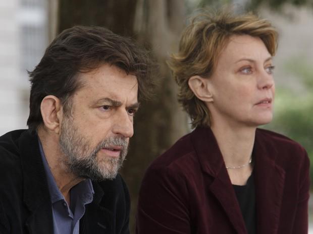 Filme conta o drama da cineasta Margherita em administrar suas angústias  (Foto: Divulgação)