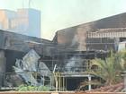 Moradores de rua podem ter causado incêndio em galpão, dizem bombeiros