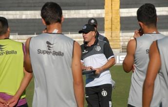 """Gaúcho espera dificuldades para o XV: """"Será um jogo mais aberto"""""""