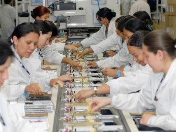 Setores de máquinas e aparelhos eletroeletrônicos e de comunicações contribuiram para o resultado (Foto: Divulgação/ AEnotícias)