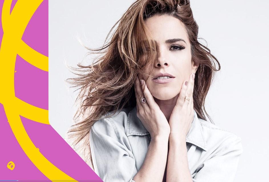 Wanessa Camargo apresenta o TVZ Ao Vivo na prxima segunda-feira (3) (Foto: Divulgao)